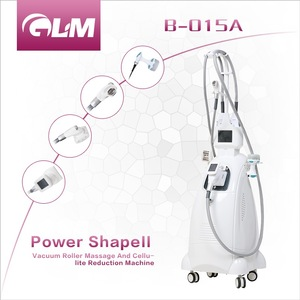 GLM Factory supply 4in1 velashape +40K Cavitation+8 Laser pdas + RF Body Slimming Machine