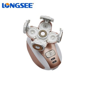 high quality painless facial hair removal lady shaver device portable hair shaver ladies shaver as seen on tv