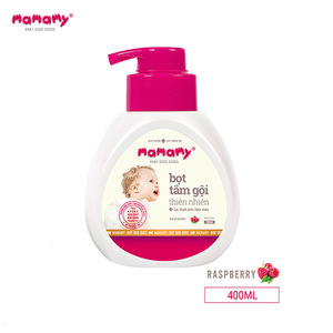 High Quality Superior Nutrients Kidy Shampoo 400 Ml Bath Body Wash Baby Care Organic Love Shampoo