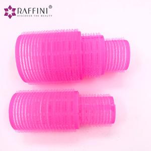 Hot sale flexible self-grip hair roller for woman