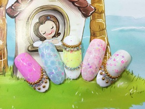 Nails supply and beauty, makeup cheese gel nail polish