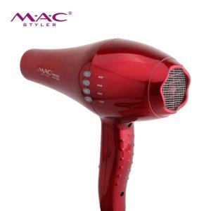 New MC Style Elite Hair Dryer Big Power Professional Hair Dryers Salon LED Hair dryer Blower