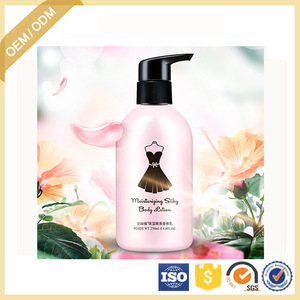 OEM/ODM BIOAQUA Tender and Smooth Body Lotion Hydrating Moisturizing Firming Softening Body Lotion For skin care