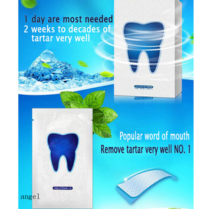 Professional Home Teeth Whitening Strips Non Peroxide Oem Private Label 3d Teeth Whitening Strips/patch/stickers