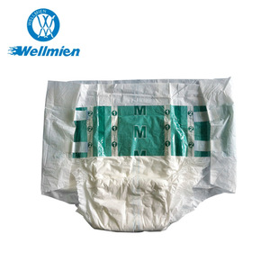 Quality Supersoft Absorbent Wholesale Adult Diapers Disposable