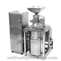 Dry Grinder with Dust Collecting Absorption for herb powder, grain powder