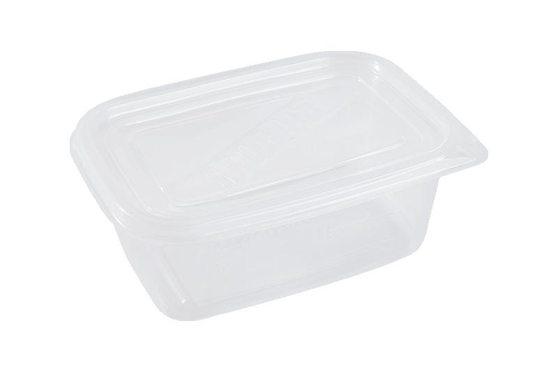 Eco-friendly Plastic Fresh Keeping Box 1000ML