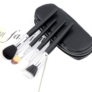 12 PCS Pro Kits Cosmetic Brush Makeup Set Make Up Tool Dres+Black Bag Case Professional Makeup Brush Set Makeup Brush Cleaner