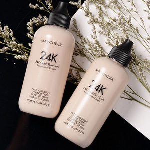2019 high quality Professional Personal Care Gift face makeup foundation air waterproof liquid foundation
