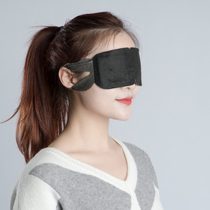 5 pads 30 minutes scented steam enjoy funny sleep eye mask