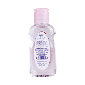 50ml smooth and soft gently stroke baby body care baby oil