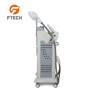 Advanced elos technology OPT SHR RF IPL machine for permanent hair removal