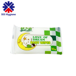 Alcohol Free Baby Wipes Biodegradable Wet Wipes Wipe Price Competitive