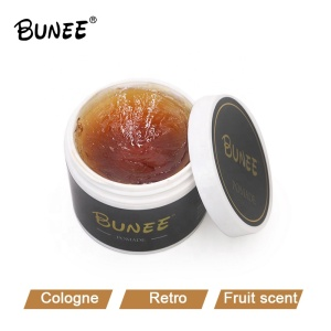 Amazon Hot Sale Hair Styling Wax For Men Private Label Hair Wax With Your Logo Strong Hold Pomade Wax In Stock