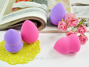 Cosmetic Puff Make Up Foundation Sponge Blender Blending Cosmetic Puff Flawless Powder Smooth Beauty Makeup Tool