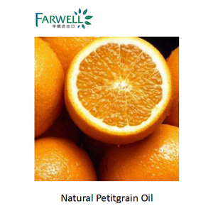 Farwell Natural Essential Oil / Petitgrain Oil CAS  8014-17-3