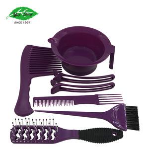 Hot sale beauty salon hair equipment, Good quality salon tools set hair dye