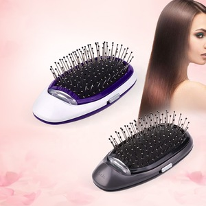 Magic Ionic Electric Hair brush,Negative Ion Hair Brush Detangling Smooth Beauty Care Comb