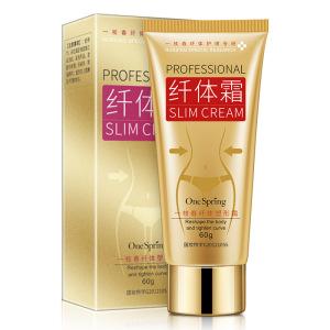 OEM Reduce Cellulite Lose Weight Slim Cream Burning Fat Detox Herb Body cream