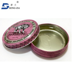 OEM/ODM Perfume scent extreme strong hold hair wax