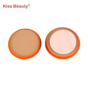 Organic Makeup Vitamin VC Foundation Moisturizing Pressed Compact Powder
