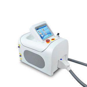 Portable nd-yag laser for tattoo removal q-switch nd yag laser beauty equipment