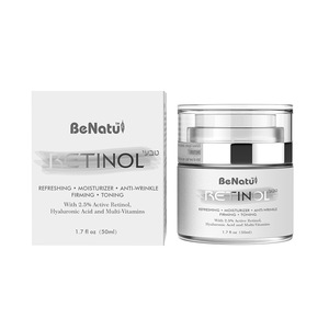 Retinol Moisturizer Anti Aging Anti Wrinkle Best Baby Skin Whitening Face Cream