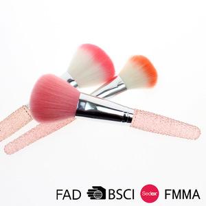 Sample Free Makeup Brushes/Crystal Handle Makeup Brush Set/Custom Logo Make Up Brushes