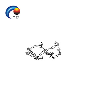 Simple Infinite Tattoo Infinity Symbol Temporary Tattoo Sticker Human Body Art