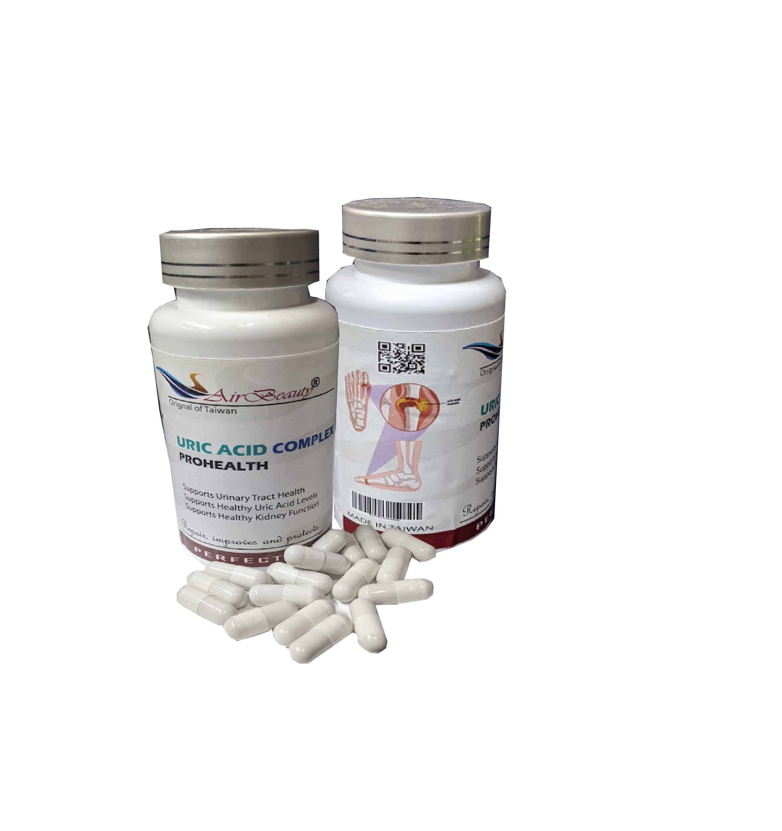 Dietary Fiber Food Peptide Capsules-Uric Acid Complex Capsules for gout