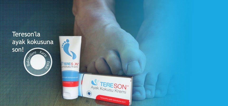 TereSON Foot cream 50 gr.