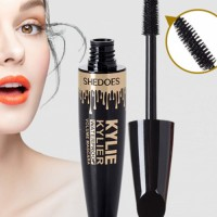 Waterproof sweat - proof thick non - dizzy new mascara