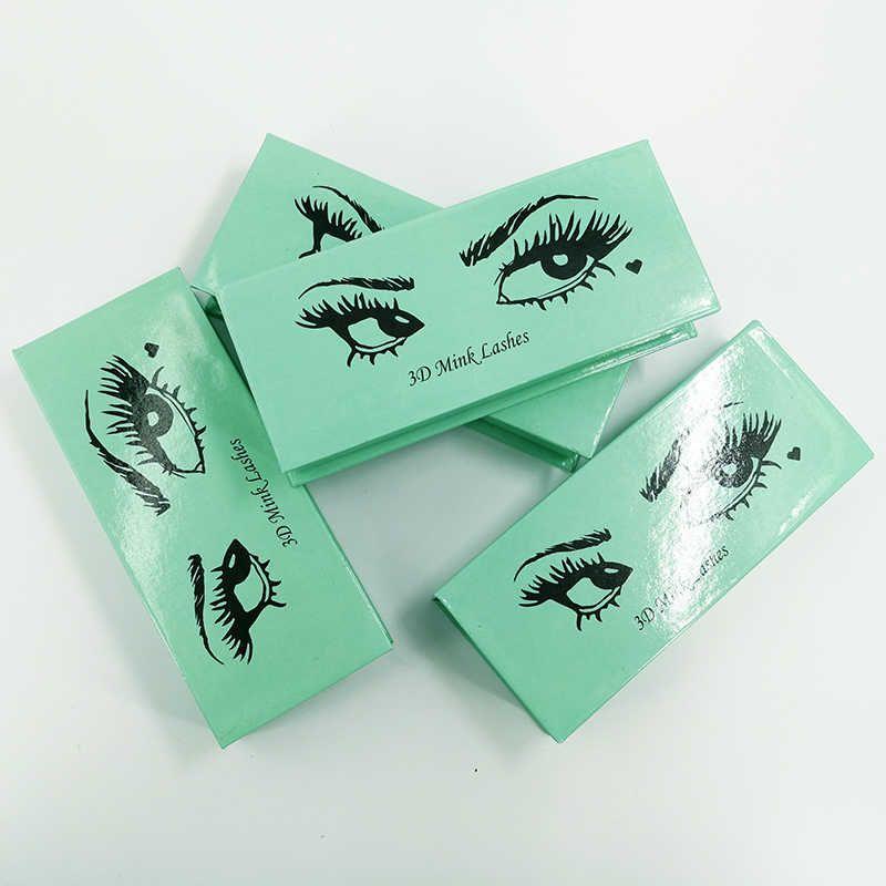 Zongyanbeauty Best mink eyelashes private label 3D false eyelashes wholesale