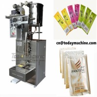 peanut butter/salad sauce pouch filling and packaging machine