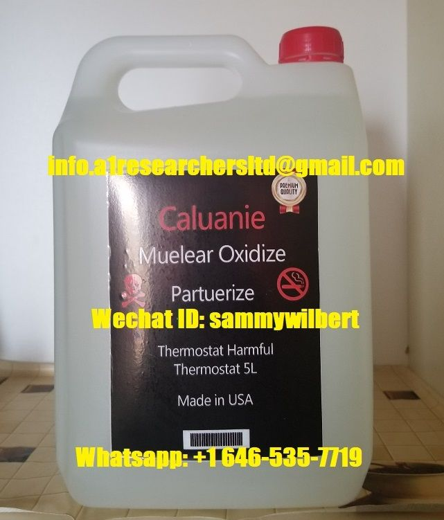 Buy Crude Caluanie 99% generated from Muelear oxidize
