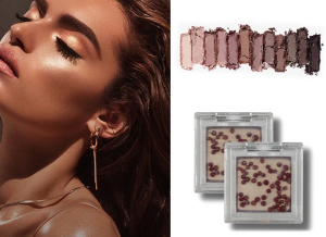 2020 New Makeup Brand Bronzer Blush Palette Face Makeup Baked Cheek Color Blusher Professional Blush Palette
