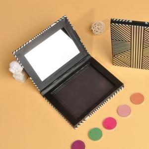 Custom Logo Private Label Magnetic Packaging Makeup Eyeshadow Palette