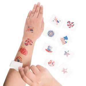 Eco-friendly Customized Design Tattoo Sticker,Temporary Sticker Tattoo