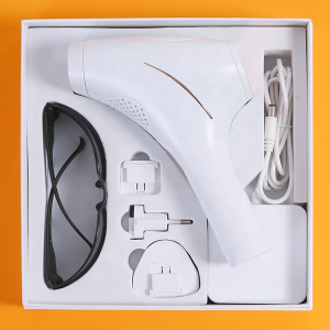 Home Painless Treatment Permanent Laser Hair Remover Epilator IPL Hair Removal Machine