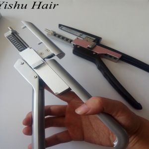 hot sell 6d Hair extension tools for extension hair in salon 20min finish extension The greatest invention with 6D