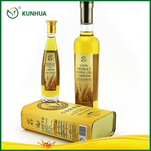 Kunhua 100% Pure Wheat Germ Oil Carrier Oil improve Sensentive Skin