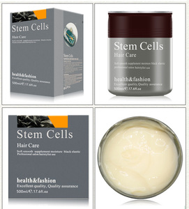 Newest Product Stem Cell Repairing Hair Mask With Shea Butter