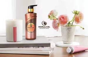 ODM /OEM Private Label Natural Marula Oil Professional Hair Care Treatment Moisture & Repair Hair Conditioner