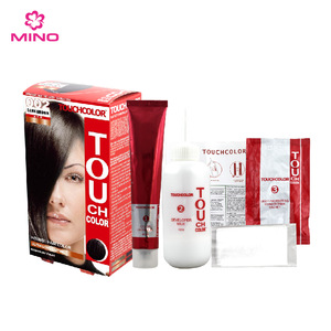 OEM Newest Touch Color Hair Dyeing Color