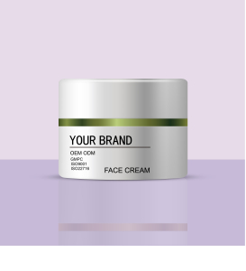 OEM/ODM Private Label Skincare Chamomile/Calendula/Lavender/Cornflower Soothing & Anti- sensitive Cream