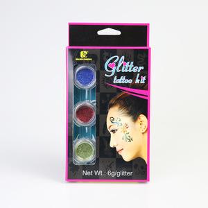 Popular DIY Glitter Tattoo Kits