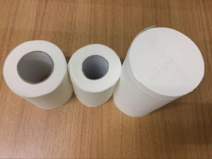 Standard Roll Size and Core Core charming ultra soft toilet paper