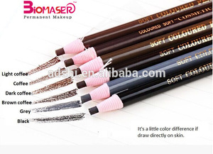 Waterproof Microblading Permanent Makeup Eyebrow Pencil