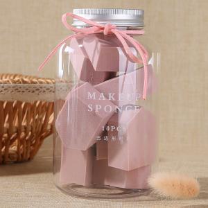 Wholesale cosmetic latex free makeup puff beauty sponge blender powder puff A80111