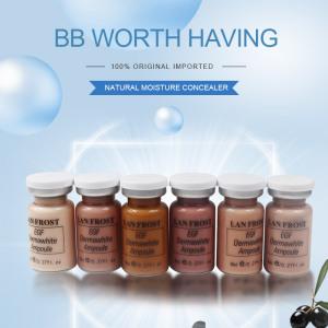 Wholesale liquid foundation bb cream  suitable mesowhite serum